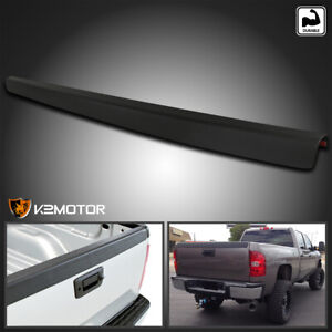 99 07 Chevy Silverado Gmc Sierra Sl Tailgate Top Cover Protector Smooth Black