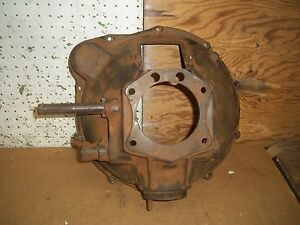 1930 Model A Ford Engine Transmission Clutch Bell Housing 1928 1929 1931 30 31