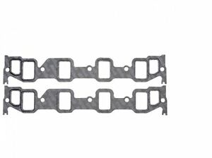 Edelbrock 7224 Replacement Intake Gaskets For 58 76 Ford Fe 390 428 V8