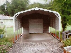 Storage Building carport Cover 12 X 26 Free Installation Nation wide