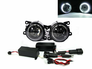 Focus Titanium 2013 Present Ccfl Projector Glass Fog Light Lamp For Ford