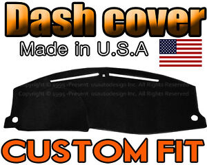 Fits 2016 2018 Honda Hrv Dash Cover Mat Dashboard Pad Black