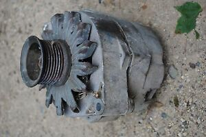 Alternator part Number A187873 Case 1845c Skid Steer Loader