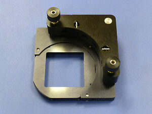 Kinematic Mount For 2 Square Optics