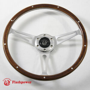 15 Classic Wood Grain Steering Wheel Restoration Austin Healey 100 3000 sprite