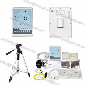 Kt88 1016 16 Channels Digital Brain Activity Mapping Eeg Machine Sw two Tripods