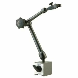 Noga Mg71003 Magnetic Base W univ Swivel Clamp 176 Lb Holding Power 10 9 Arm