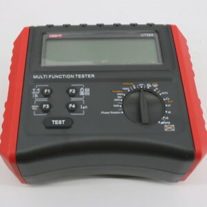 Uni t Ut595 Multifunction Loop Testers Earth Ground Impedance Tester With Rcd