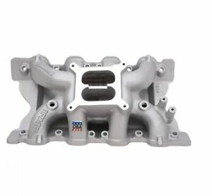 Edelbrock 7564 Rpm Air gap 351c Intake Manifold For Ford 351 Cleveland V8