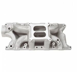 Edelbrock 7521 Rpm Air gap 302 Street Intake Manifold For 289 302ci Ford V8