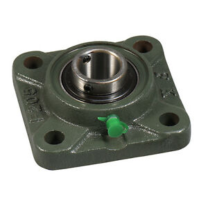 Ucf209 27 1 11 16 Square 4 Bolt Flange Block Mounted Bearing Unit Fk qty 2