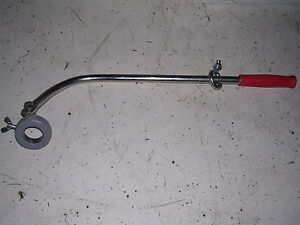 New Ridgid 300 Pipe Threader 312 Push Lever Handle 4 Carriage 811 815 Die Heads