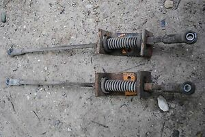 Control Lever Linkages Case 1845c Skid Steer