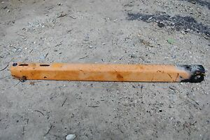 Lift Cylinder Strut part D124937 Case 1845c Skid Steer