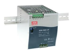 Mean Well Sdr 960 48 Ac dc Power Supply Single out 48v 20a 960w Us Authorized