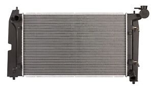 Radiator 2428 Fit 2003 2008 Toyota Corolla 1 8 4cyl