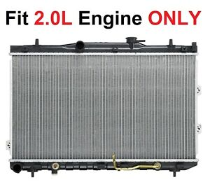 Radiator 2784 Fit 2004 2005 2006 2007 2008 2009 Kia Spectra Spectra5 2 0 Only
