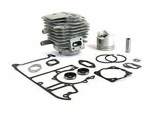 Kit Fits Husqvarna Cut Off K650 W Cylinder Piston Rings Gasket Seal Pin Clips