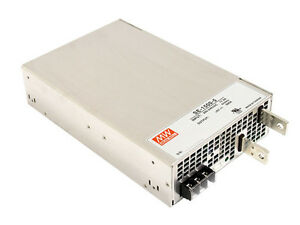 Mean Well Se 1500 48 Ac dc Power Supply Single out 48v 31 3a 1 5024kw 9 pin New