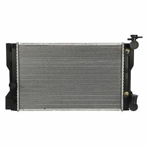 Radiator 13049 For 2009 2010 2011 2012 2013 Toyota Corolla Matrix Vibe 2 4l Only