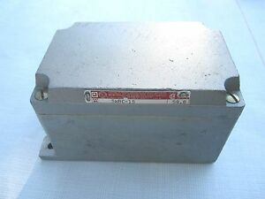 Killark Swbc 15 Junction Box Nos