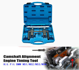 Camshaft Alignment Engine Timing Locking Tool Compatible For Bmw N51 n52 n53 n54