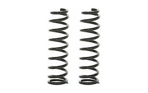 Arb 2948 Pair Of Black Old Man Emu Rear Coil Springs Fits Jeep Cherokee Liberty