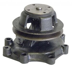 New Water Pump Fits Ford New Holland Loaders 550 555a 555b 555c 555d 655c 655d