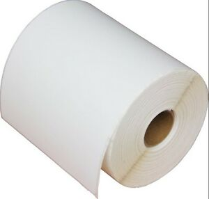 4 Rolls 4x6 Direct Thermal Shipping Labels 250 roll Zebra 2844 Zp450 Eltron