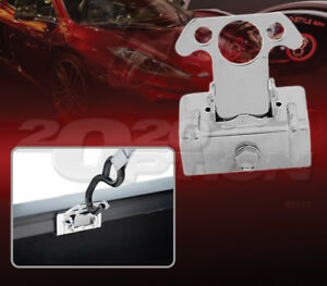 Bully Clamp On Adjustable Truck Bed Cargo Tie Down Anchor Hook Wtd 823s Single
