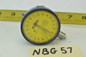 Sunnen 2113ssn Dial Indicator 6 Jewels 0 002mm Bore Gage Dial Indicator