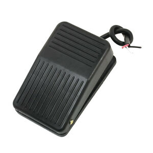 Spdt Nonslip Plastic Momentary Electric Power Foot Pedal Switch N3