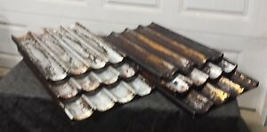 French Bread Pan Chicago Metallic 49034 Perforated 6 Pans