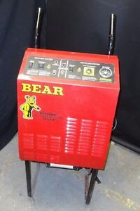 Bear Refrigerant Recovery Recycling System 17400