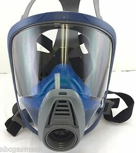 Msa Advantage 3000 40mm Nato Gas Mask respirator W nbc Filter nib exp 6 2022