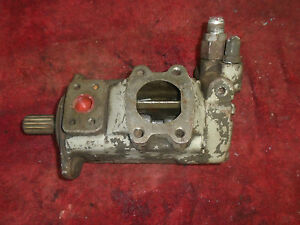 Vickers Vane Hydraulic Pump