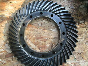 1964 Oliver 1800 Diesel Tractor Differential Ring Gear 47 Teeth Free Shipping