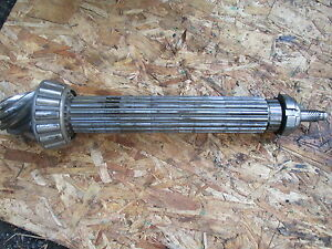 1964 Oliver 1800 Diesel Tractor Differential Pinion Shaft 8 Teeth Free Shipping