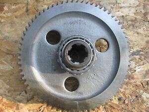 1964 Oliver 1800 1900 Diesel Tractor 540 Pto Gear 155571a Free Ship