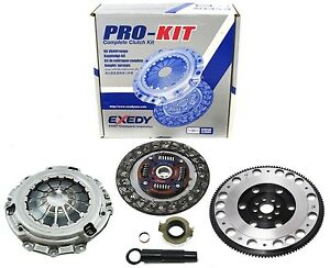 Exedy Clutch Pro Kit Grip Flywheel Fits Acura Rsx Type S Civic Si K20