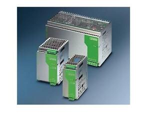 Phoenix Contact 2866323 Ac dc Power Supply Single out 24v 10a 240w Us Authorized