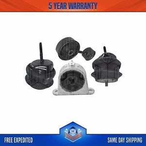 Engine Motor Mounts Front Right Rear Set Kit 3 5 3 8 L For Chrysler Pacifica