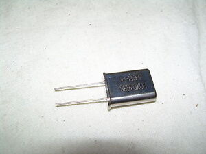 Fox Fox0368s 3 686 Mhz Hc49 Crystal Oscillator New 500pcs