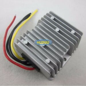 Waterproof Dc 24v 12v To 6v 30a 180w Step Down Converter Regulator Power Module