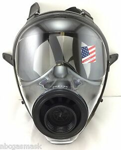 Mestel Safety Sge 150 Nbc Gas Mask Brand New mfg 2018 Nato 40mm Respirator