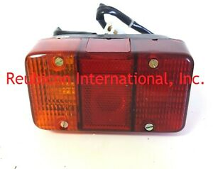 Mahindra Tractor Rear 3 In 1 Lamp Right Side Without T Holder 6421