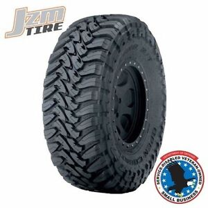 4 New 33x12 50r20 Toyo Open Country Mt 4x4 Off Road Mud Terrain 33125020 Tire