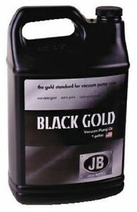Jb Industries Dvo 24 Bottle Of Black Gold Vacuum Pump Oil 1 Gallon Free Shipping