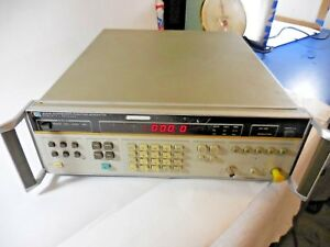 Hp 3325a Synthesizer function Generator Opt 001