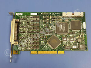 National Instruments Pci 6713 Ni Daq Card High speed Analog Output